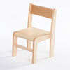 Classic Beech Stackable Chairs 4pk  small