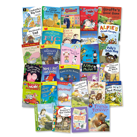 Year 2 Developing Readers Books 30pk  large