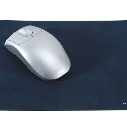 Dark Blue Mouse Mat 300 x 200mm  large