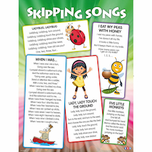 More Skipping Songs Playground Signboard  medium