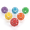 Flexigrab Rubber Balls 6pk  small