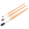 Natural Hair Paint Brushes Assorted   small