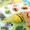 Bee-Bot® and Blue-Bot Transparent Grid Mat  small