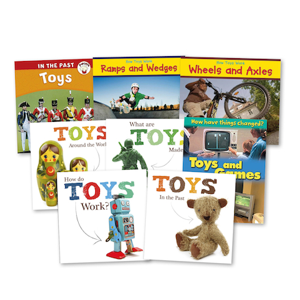 KS1 Toys Books 8pk  large