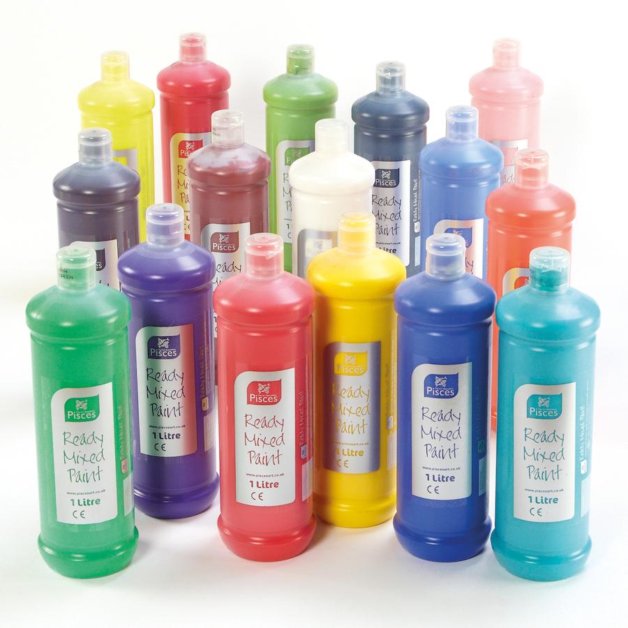 Buy Ready Mixed Paint | TTS