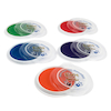 Assorted Giant Washable Coloured Ink Pads 5pk  small