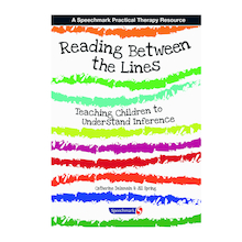 Reading Between The Lines Inference Activity Book  medium