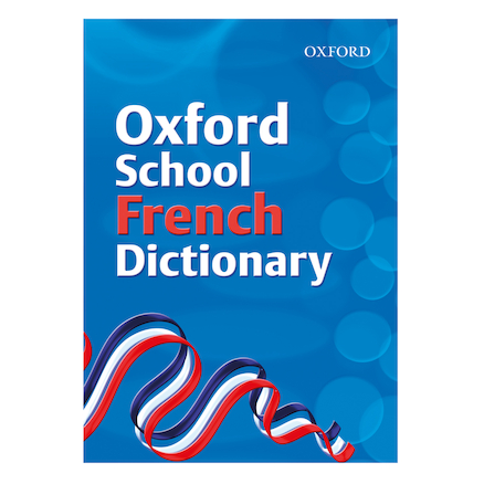 Oxford School French Dictionary  large