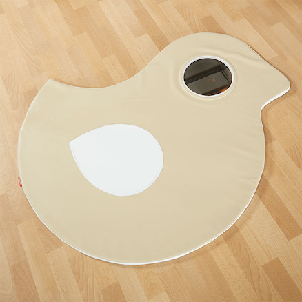 Duck PVC Play Mat with Mirror  large