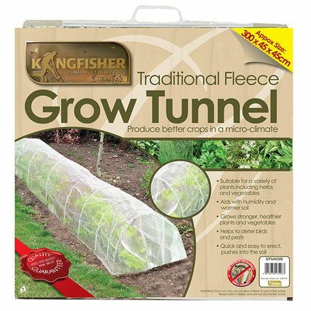 Fleece Pop Up Poly Tunnel  large