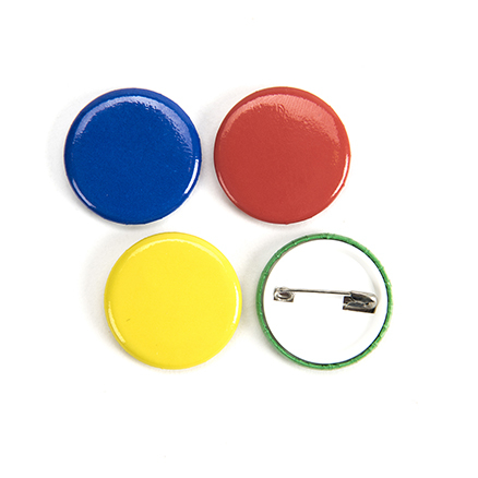 House Colour Badges 40pk  large