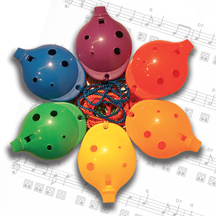 Ocarina Musical Instrument  large