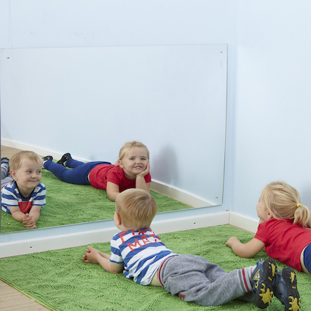 Large Wall Mirror 100 x 150cm  large