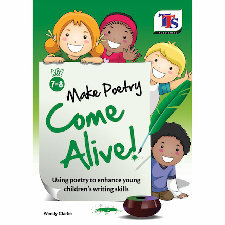 KS1 and KS2 Poetry Book  large