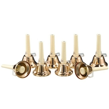 Gold Hand Bells  medium
