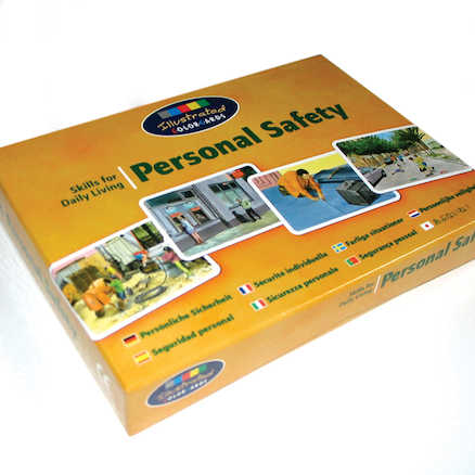 KS3 Personal Safety Photo Discussion Cards 44pk  large