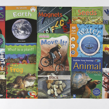 kS1 and KS2 Science Curriculum Books 15pk  large
