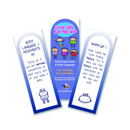 KS3 Social Skills Role Play Cards Set 1 48pk  large