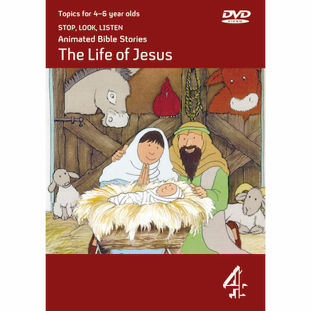 Animated Bible Stories DVD  large