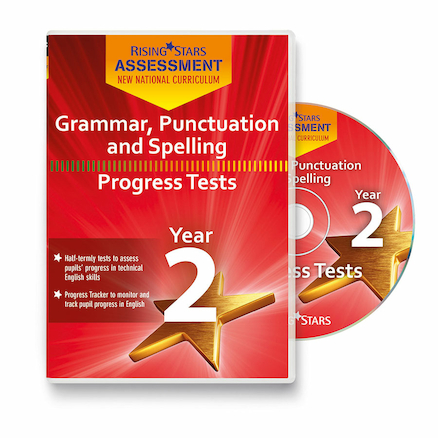 Grammar, Punctuation And Spelling Tests  large