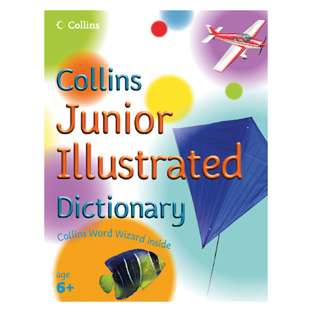 Collins Illustrated Junior Dictionary  large