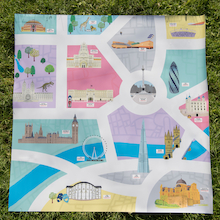 Outdoor PVC Story Telling Mats  medium