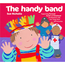 The Handy Band Book  medium