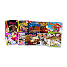 KS1 Religious Festivals Books 10pk  medium