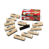 Show-me Wooden Handled Large Board Erasers 12pk  small