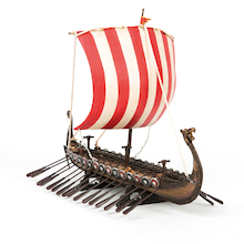 Replica Vikings Longboat 30cm  medium