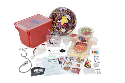 Nutrition and Health Experiments Class Kit  large
