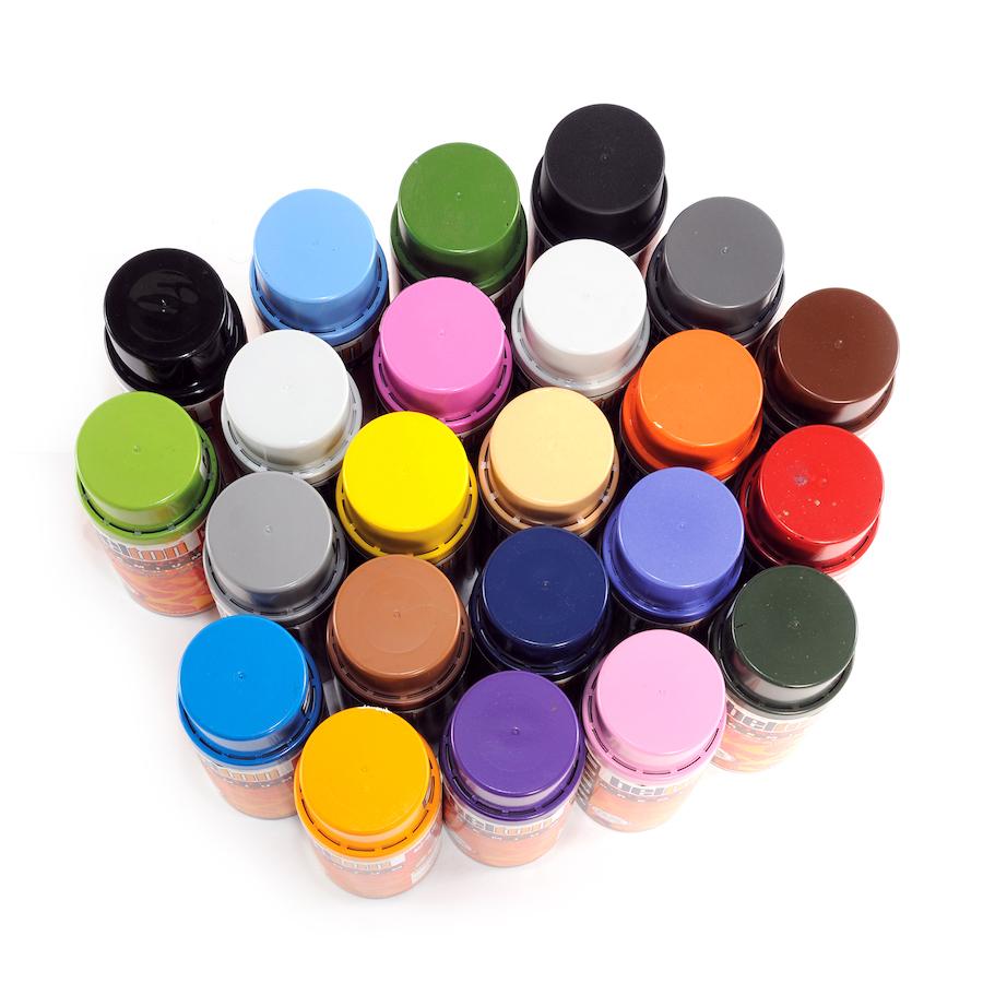 Buy Molotow Workshop Spray Paint Kit 400ml 23pk Tts