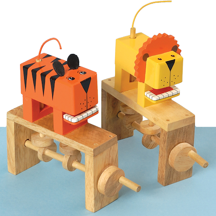 Buy Cam Animal Demonstration Toys 2pk TTS