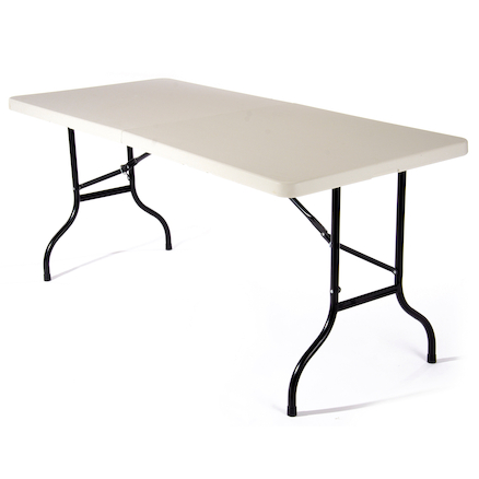 Folding Banqueting Table 5'  large