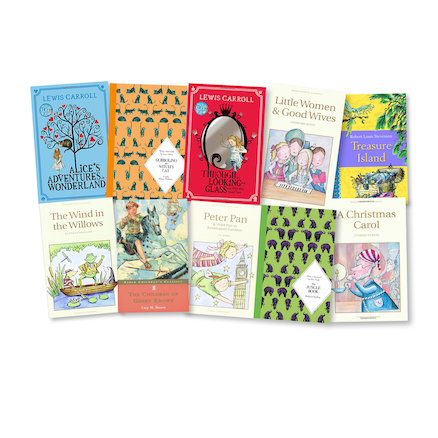 KS2 Traditional Childrens Story Books 10pk  large