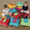 1-10 Number Cushions  small
