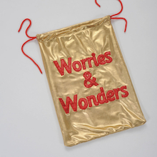 Sparkly Worries and Wonders Circle Time Bag  medium