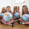 Discovery Globes Class Pack 5pk  small