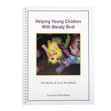 Helping Young Children with Steady Beat Book  medium