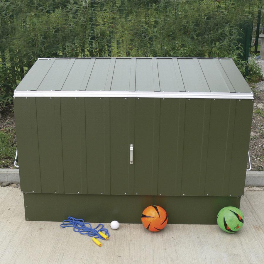 Outdoor Metal Storage 92