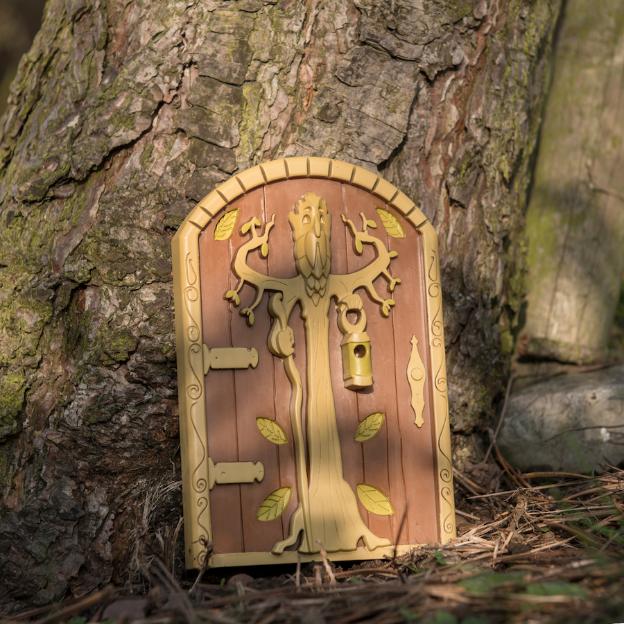 Buy woodland mini fairy door collection 3pcs tts for Mini fairy door