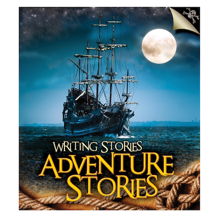 Writing Stories Book  large