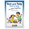 Bun And Twig Teaching Social Skills Hand Puppets  small