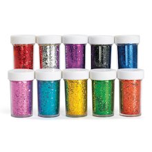 Glitter Classroom Pack 22ml 30pk  medium