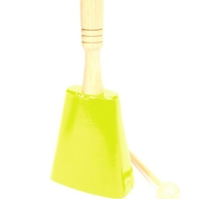 Cow Bell With Handle  medium