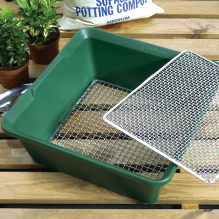 2 In 1 Gardening Sieve  large