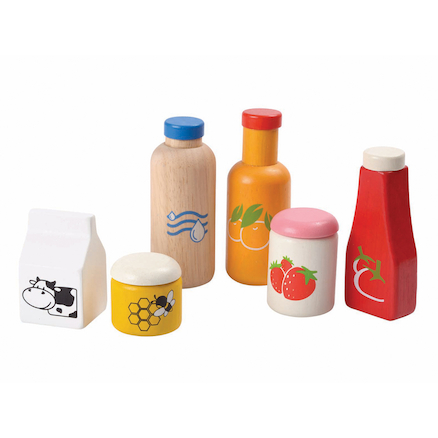 Role Play Food and Beverage Set  large