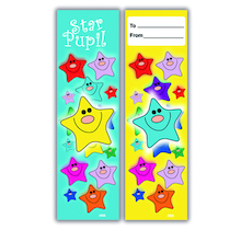 Star Pupil Bookmarks 20pk  medium