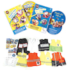 People Who Help Us Writing Pack DVD and Kit 8pk  small