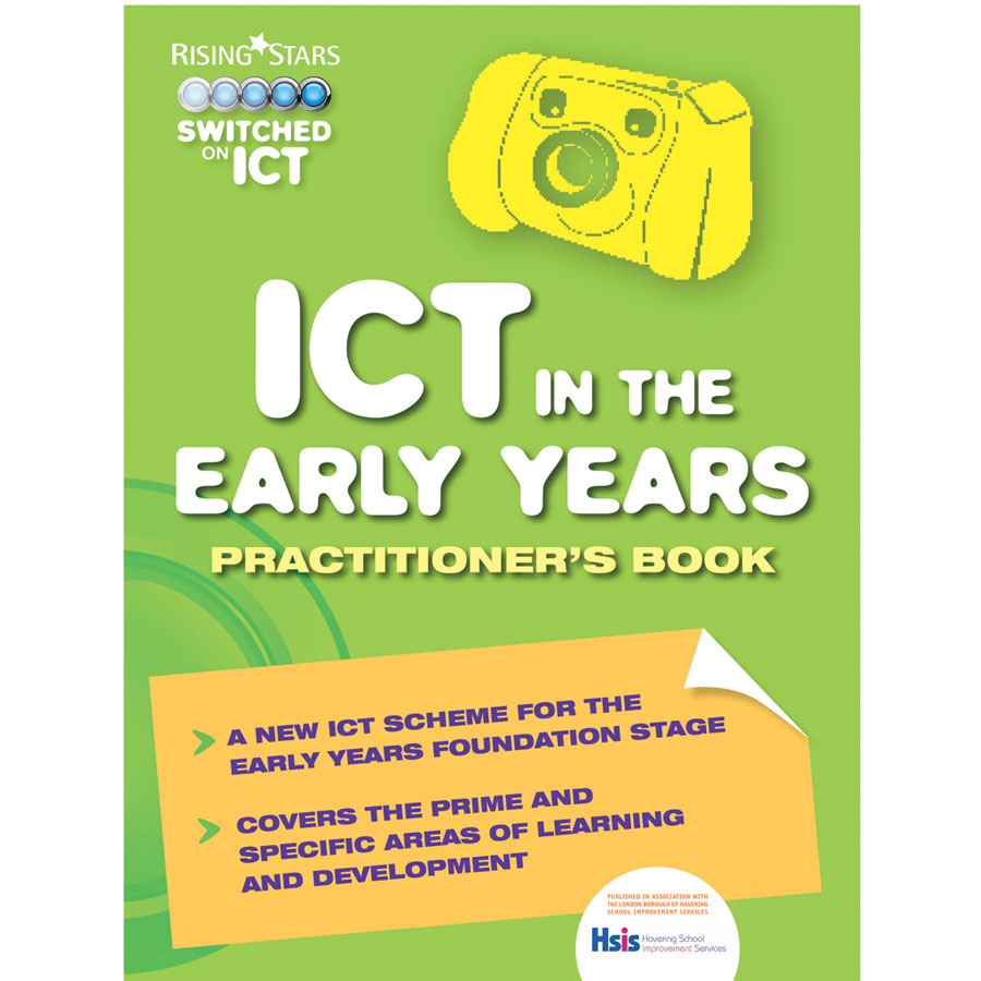 ict in the early years essay Supporting learning and development with ict in the early years (reports and papers in progress.